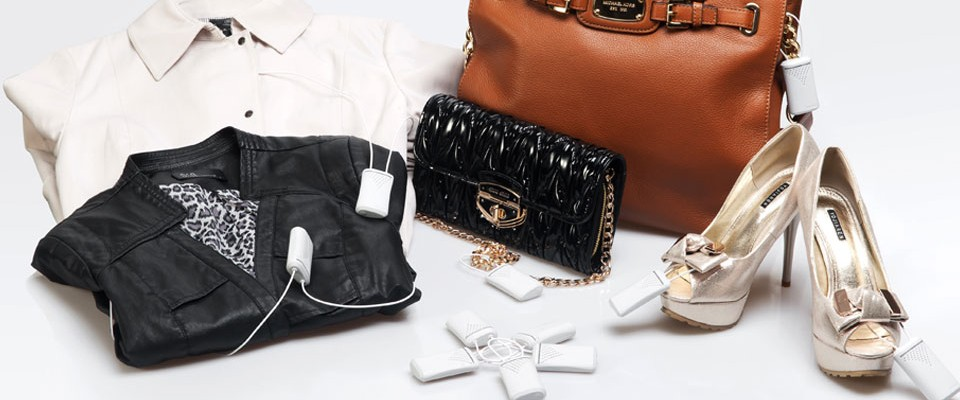 Warensicherung Modehandel