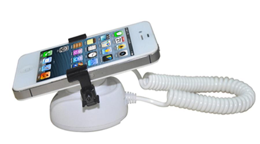 Warensicherung – Safer Display Handy Weiss