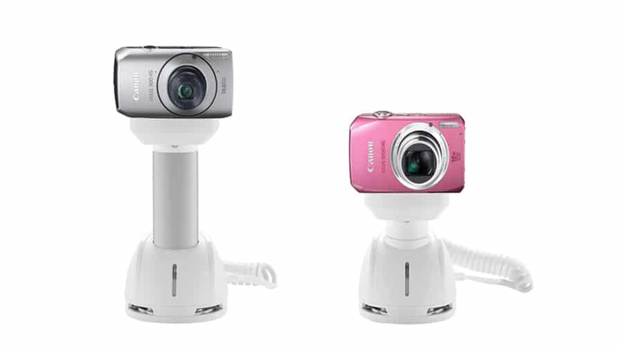 Warensicherung - Safer Display Kamera Weiss