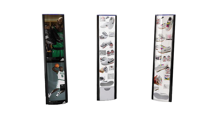 Warensicherung - RF Antenne - Kunststoff Werbung