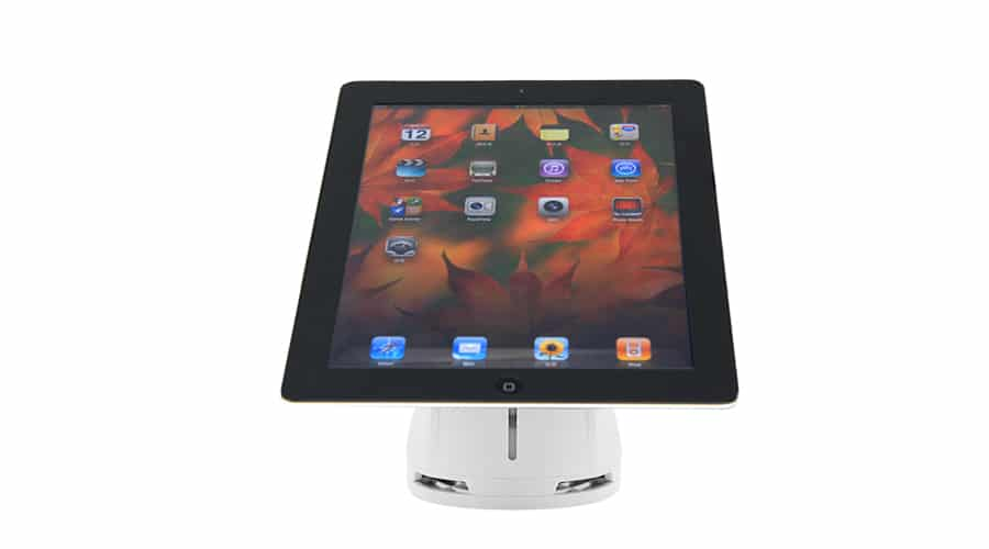 Warensicherung - Safer Display Tablet Weiss