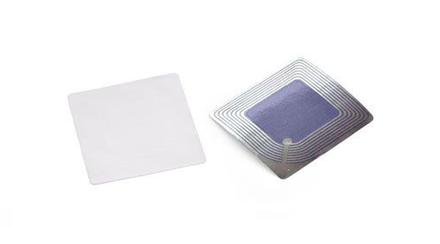 Warensicherung – 4×4 RF Label Eckig